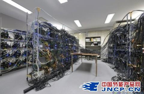 主打节能 日本成功研发最高能效超算机