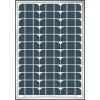 85W单晶硅太阳能电池层压板