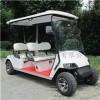 热销北4座电动高尔夫球车,公园四轮观光车